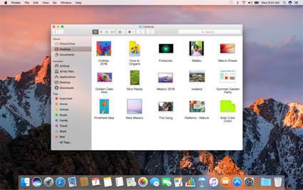 Mac-Tipp: Magnetische Finder-Fenster in macOS Sierra | Mac in der Schule | Scoop.it