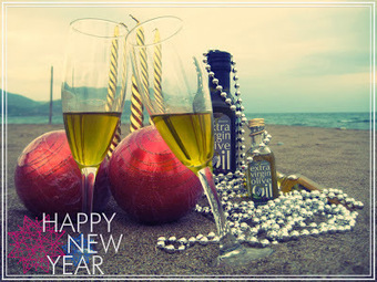 CretaVita - from Crete with Love: Happy New Year from Crete with love | CretaVita Extra Virgin Olive Oil Producer #OliveOil #EVOO | Scoop.it