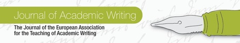 Screencast Feedback for Essays  | Journal of Academic Writing | TELT | Scoop.it