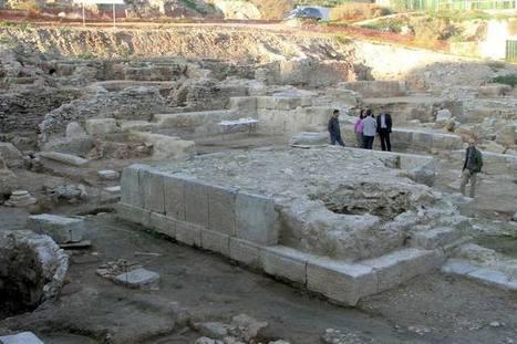 PaleoramaEnRed: Los arqueólogos descubren el templo de Isis en el Molinete | Egiptología | Scoop.it