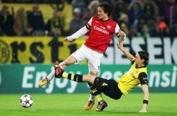 Forget Ramsey & Ozil: This Was Arsenal's Real Star vs Dortmund | Fantasy League Digest | Scoop.it