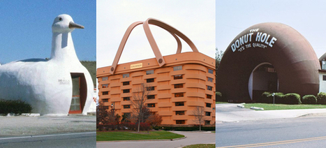 7 Buildings That Look Exactly Like What Happens Inside | Home, Design, Food and More | Scoop.it