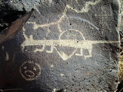 Petroglyph National Monument: A landscape of symbols | Native Americans and Mesopotamia | Scoop.it