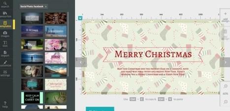 Desygner. Créer vos images pour les réseaux sociaux | web by Lemessin | Scoop.it