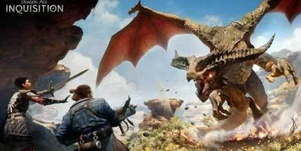 Dragon Age: Inquisition gets 16 minutes gameplay | myproffs.co.uk - Technology | Scoop.it