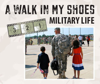 A Walk in My Shoes: Military Life   College of Education   Kansas State University   Healthy Marriage Links and Clips   Scoop.it