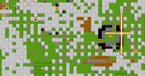 Bombermine : un Bomberman en HTML5, votre journée est terminée | Veille web-technologique | Scoop.it