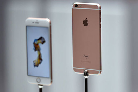 Man plans to sell kidney for iPhone 6s- China.org.cn | TOK TALK | Scoop.it