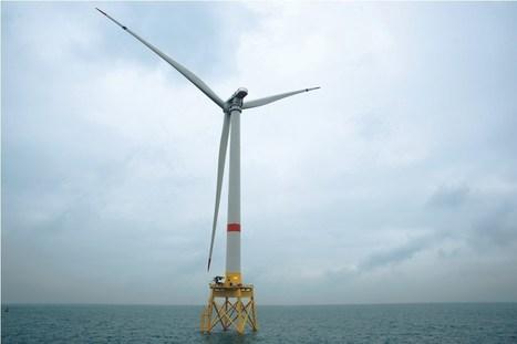 Alstom installe, au large des côtes belges, la plus grande éolienne offshore au monde   Vous avez dit Innovation ?   Scoop.it