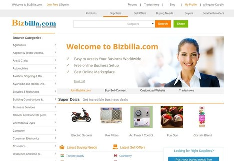 Best ever B2B Portal for Global Business People | B2B | Scoop.it