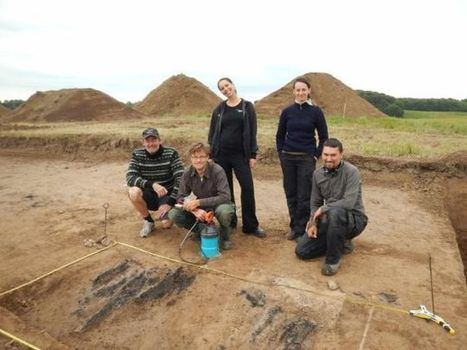 Archaeologists Just Discovered a 1,000-Year-Old Viking Fortress | Shallow Geophysics | Scoop.it