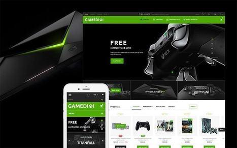 Gamedixi - Computer Games Prestashop Theme for Online Games Selling Stores Websites   platinastudio   Scoop.it
