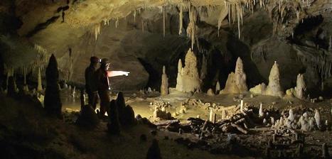 Bruniquel, la grotte qui bouleverse notre vision de Néandertal | Aux origines | Scoop.it