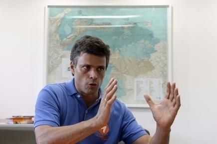 Venezuela: Leopoldo Lopez, figure de l'opposition, reste en prison | Venezuela | Scoop.it