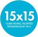 15×15 Initiative | Hudson Webber Foundation | Urban Life | Scoop.it