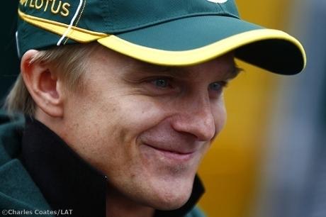 Heikki Kovalainen gives praise to team Finland   RacingNewsFlash.com   Finland   Scoop.it