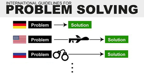 International Guidelines For Problem Solving | Actualités , Reference , Buzz Topics | Scoop.it