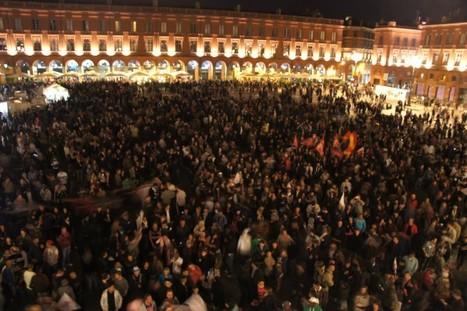 [Carte] Toulouse au fil des rues, le bonheur « d'avoir viré Sarkozy » plutôt que la victoire de Hollande | Toulouse La Ville Rose | Scoop.it