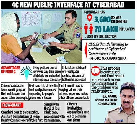 Making a huge difference in policing | Governance | Scoop.it