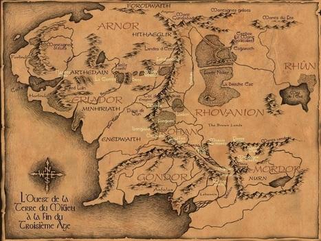La Terre du Milieu n'est pas si loin... | Tolkien Le Hobbit - Le Seigneur des Anneaux | Scoop.it