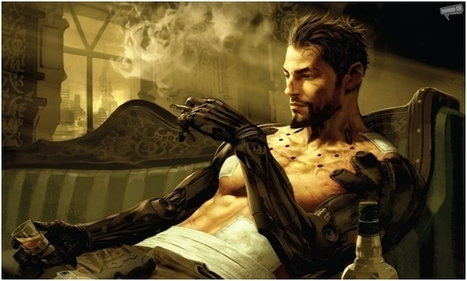 Deus Ex le film pour 2015 - Mon Coin Design | Design insolite | Scoop.it