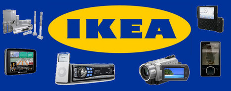 Ikea is positoned to dominate consumer electronics | Retail Computer Solutions | Retail | Scoop.it