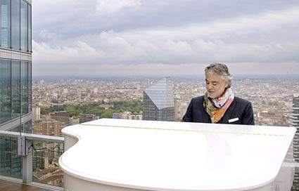 L'ouverture. Le 30 avril, assistez en direct au concert d'Andrea Bocelli qui ouvre Expo Milano 2015 Piazza Duomo à Milan  | Expo Milano 2015 | Expo Milano 2015 | Scoop.it