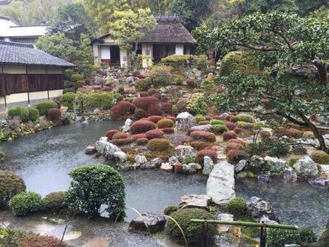 のんびりオグラくん Ogura-kun sur Twitter | Japanese Gardens | Scoop.it