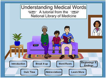 Understanding Medical Words: A Tutorial from the National Library of Medicine | medicine | Scoop.it