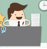 Study Shows To Reach Success Work Happier Not Harder [Infographic] | Digital-News on Scoop.it today | Scoop.it
