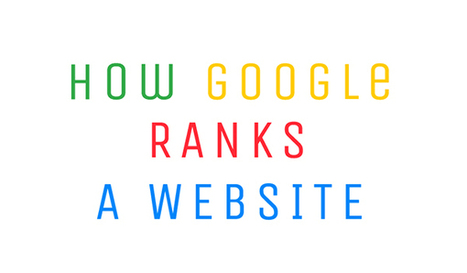 How Google Decides Whether Your Website is Worthy of the First Page | Web design | Scoop.it