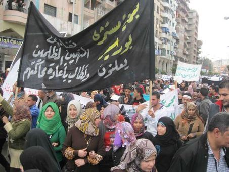 Port Said ends civil disobedience, week response in schools | Égypt-actus | Scoop.it