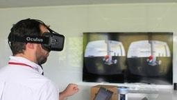 Les Oculus Rift sont-ils vraiment prêts pour un usage professionnel? | Digital News in France | Scoop.it