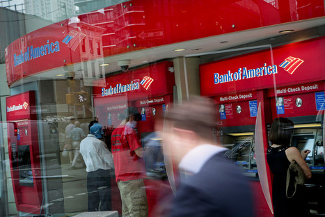 Billions in Fines, but No Jail Time for Bank of America | Government cancer treatment | Scoop.it