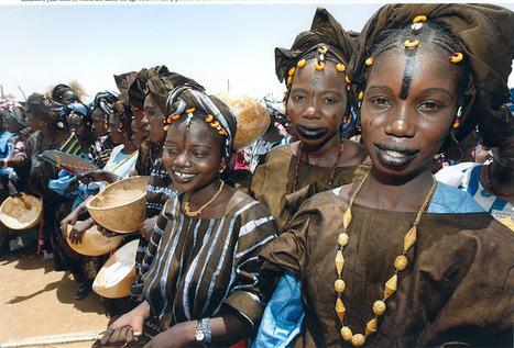 ARTE AFRICANO: LOS POKOT | Ritos del Continente Negro | Scoop.it