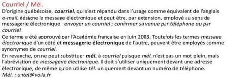Questions de langue | Académie française | enseignement du francais | Scoop.it