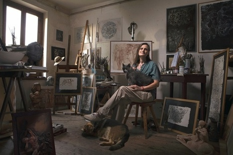 Modern Portraits of Old Craftsmanship by Alessandro Venier | Photography Blog | Scoop.it
