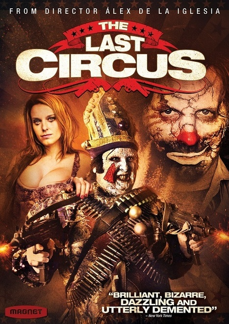 The Last Circus - Review | AIDY Reviews... | Scoop.it