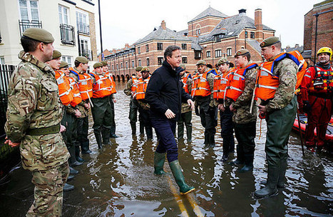 UK flooding: cost of damage to top £5bn but many homes and businesses underinsured | Flood risk | Scoop.it