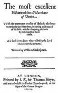 The Merchant of Venice - Free PDF eBook Download | MoV | Scoop.it