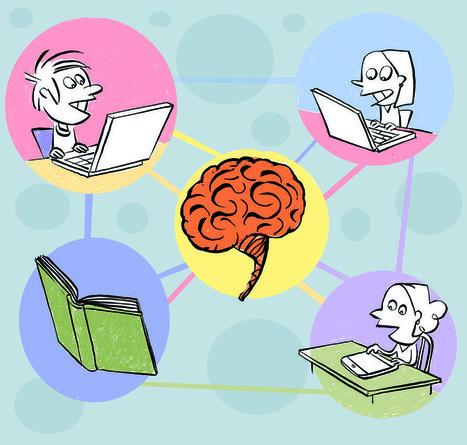 Redes sociais para estudar e aprender | Era Digital - um olhar ciberantropológico | Scoop.it