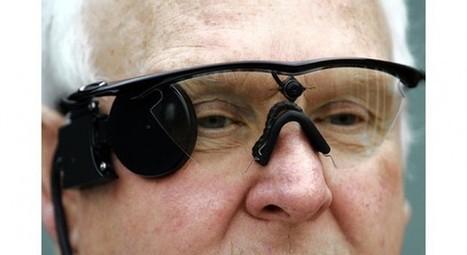 El primer ojo biónico del mundo, Argus II, comienza a usarse en ... - Lukor | Bioquímica Ocular | Scoop.it