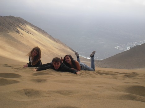 Trippers of the Week: Noa, Xiana & Rafa | Tripping.com - Where Travelers Meet Locals | Scoop.it