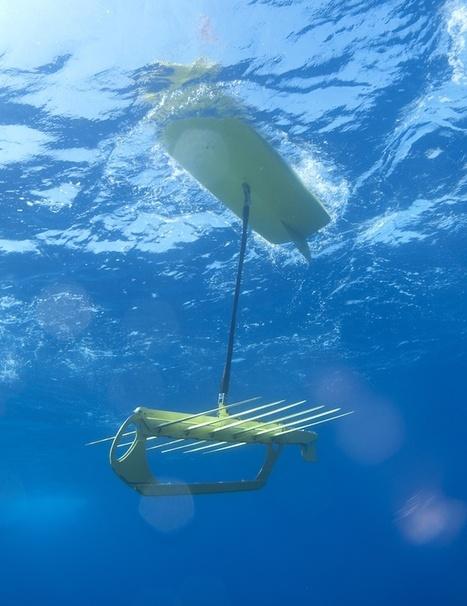 Liquid Robotics' Wave Gliders Begin Historic Swim Across Pacific ... | Robotics Frontiers | Scoop.it