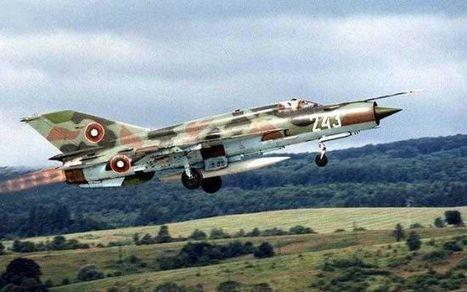 Le Mikoyan-Gourevitch MiG-21 l'avion de chasse soviétique - Les avions de chasse et l'aviation | Fan d'aviation | Scoop.it