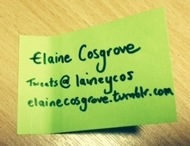Elaine Cosgrove on Experimental Literature   The Irish Literary Times   Scoop.it
