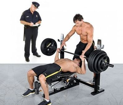 Code de conduite en salle de musculation | Dessiner sa Silhouette, Avoir la Maitrise sur Son Corps, et Se Sentir Bien au Quotidien... | Scoop.it