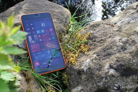 Microsoft's Lumia 640 XL is now available for just $79.99 unlocked | Windows Phone - CompuSpace | Scoop.it