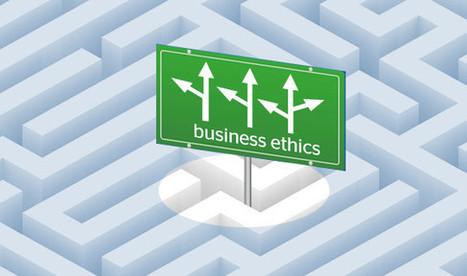 La ética en las organizaciones (l): ética y negocios - OpenMind | El rincón de mferna | Scoop.it