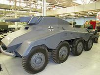 Sd.Kfz 234-3 – WalkAround | History Around the Net | Scoop.it